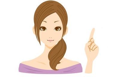 女性 複数 微笑む